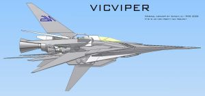 vicViper CAD screen 11 by 4-X-S