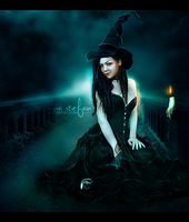. the dark queen by BellaArtemis