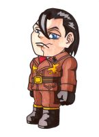 Pocket Fighter - Sergei Dragunov by fastg35