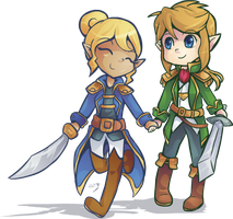 Together We Stand by Lady-of-Link