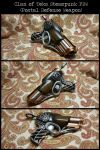 Steampunk PDW (Postal Defense Weapon) by CaelynTek