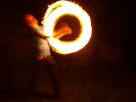Fire Show 30 by K1ku-Stock