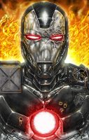 War Machine.... of War by chimeraic
