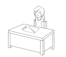 Desk Head Bang GIF by Hey-its-Jess