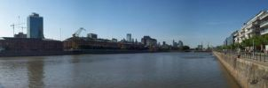 Puerto Madero by SolitudeMissing