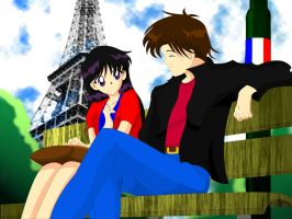 266-In Champ de Mars by Silverlegends