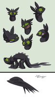 HTTYD Base 108~Nightfury 65~ by Xbox-DS-Gameboy