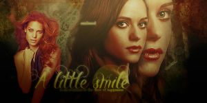A Little Smile by Smilened