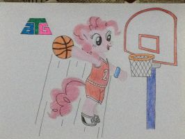 Slam Dunk Pie! by DON2602