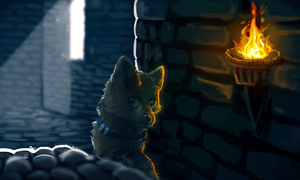 Dungeons and dogs by krooku