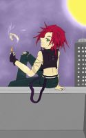 Axel: Before the Fall by RayneShadowGoddess