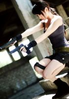 Lara Croft (Tomb Raider) by JaneFrancesC