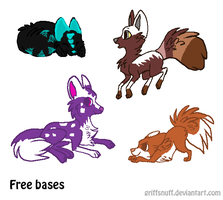 Fox/dog adoptables (CHEAP!) by Amazing-Max