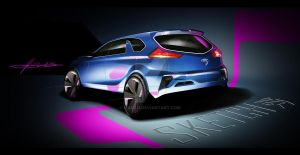 Ford SUV by magao