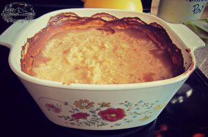 Gramma-Gramma's Rice Pudding by CrazedByCalliope