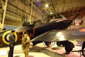 boulton paul defiant 1 side by Sceptre63