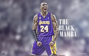 The Black Mamba #Return by lisong24kobe