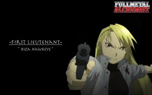 Riza Hawkeye Wallpaper 1 by AtemuMustang