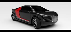 Sport-Muscle Car Concept by dedmoo5