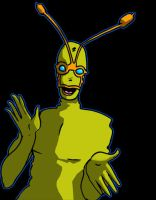 Ambush Bug by michaelpatrick