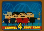News Team ASSEMBLE by AKADoom