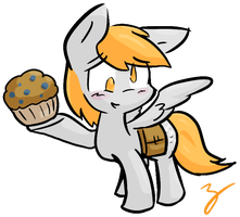 ''I Got You a Muffin...'' by Zutcha