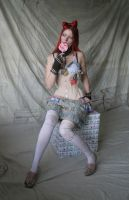 Circus Candy Doll 5 by mizzd-stock