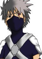 Kakashi as a child by sozine2
