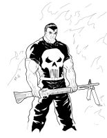 The Punisher 2 by Armyghy