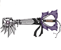 Original Keyblade - Somnolence by visualprince