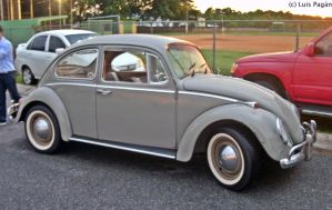 60' VW Beetle 1300 by Mister-Lou