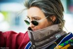 Auron - Final Fantasy X by I-Artemis-I