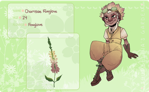 TG - Chamsae Foxglove by PennyMints