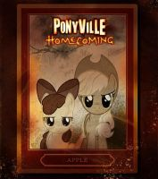 Ponyville Homecoming by lordrichter