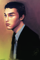 Lance Sweets by eeks