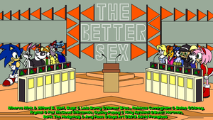 Minerva and Friends on The Better Sex by tpirman1982