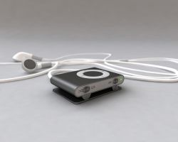 Apple Ipod Shuffle by daskuehl
