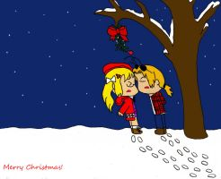 APH Merry Christmas by Italiawolf