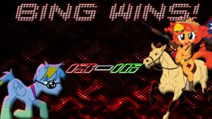 Pony Kombat New Blood 3 Round 2, Battle 3 Result by Macgrubor
