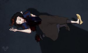 Dismal Disney: Snow White by jaymetwins