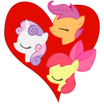 I heart the CMC by Stinkehund
