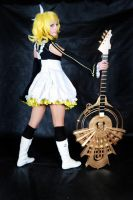 Kagamine Rin Meltdown by Katherin-Wheel