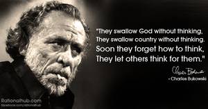 More Bukowski... by rationalhub