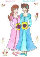 The Tangled Sisters by AnneMarie1986