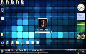 My Desktop - January 2009 by denniscmhmy