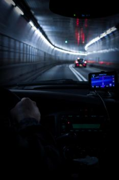 Holland Tunnel, NY by TimeWillDefineUs