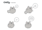 Chatty #24 by Daieny