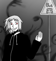 bus Triangle by my-darkness