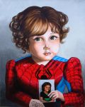 Spiderman by AnnetteJimerson