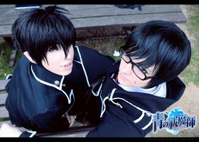 ANE: Brothers by BaKKaCosplay